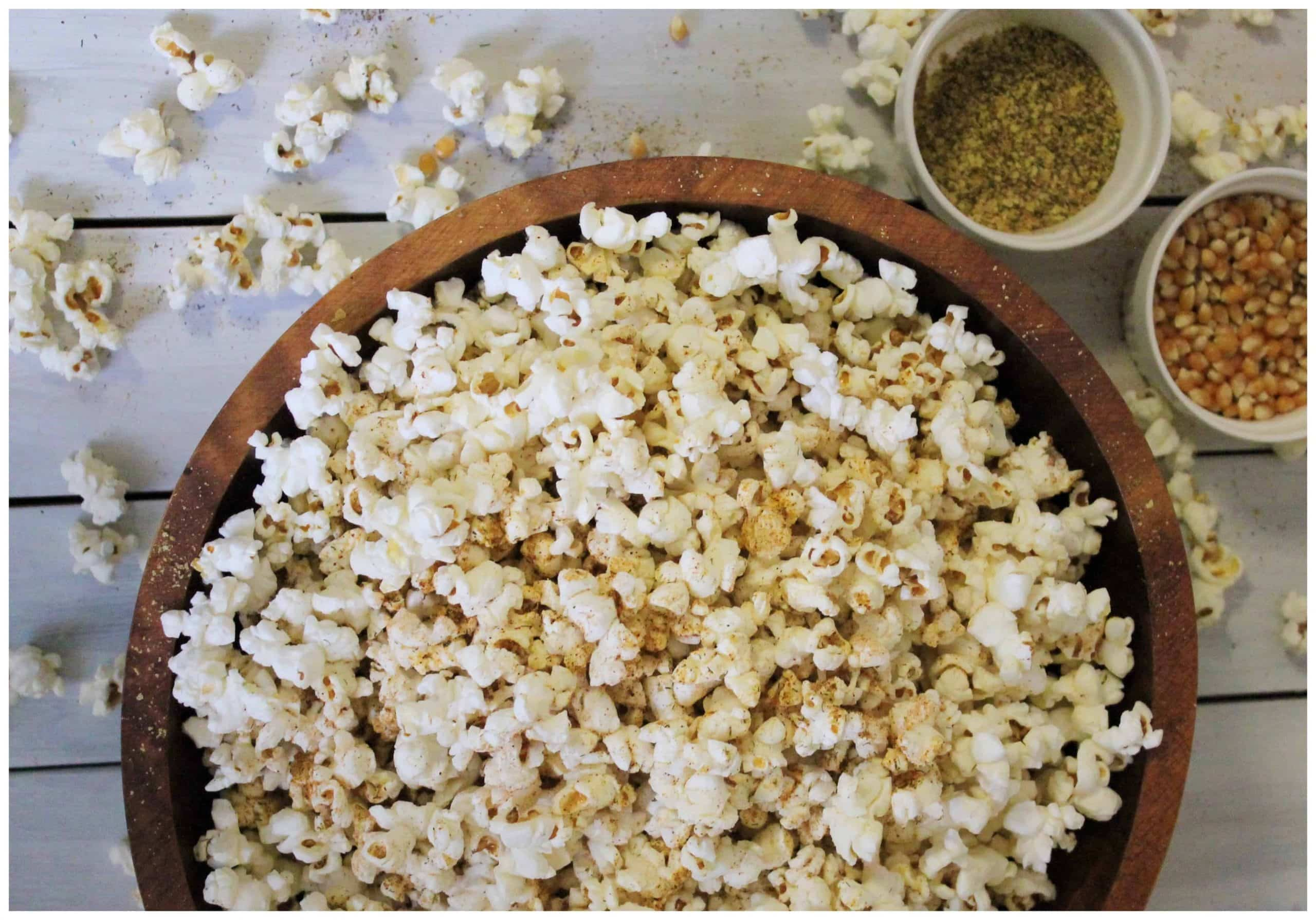 Chili Dilly Popcorn Seasoning