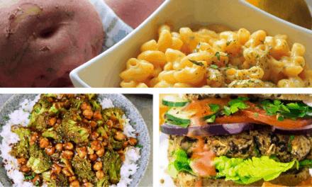 25 Easy Healthy Vegan Recipes